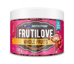 AllNutrition Frutilove Whole Fruits Raspberry in Dark Chocolate with Raspberry Powder 200g