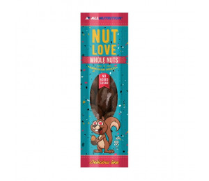 AllNutrition Nutlove Whole Nuts Almonds In Dark Chocolate 30g
