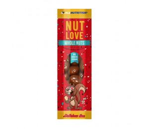 AllNutrition Nutlove Whole Nuts Peanuts In Milk Chocolate 30g