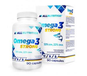 AllNutrition Omega 3 Strong 90 softgels