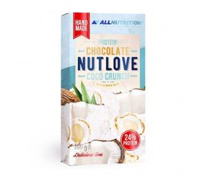 AllNutrition Protein Chocolate Nutlove 100g Coco Crunch (Parim enne: 09.2021)