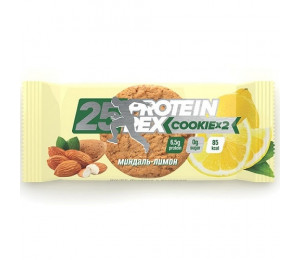"ProteinRex Cookie 50g ""Almond Lemon"""