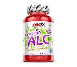AMIX ALC with Taurine & Vitamin B6 120caps