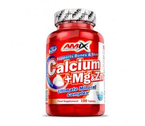 AMIX Calcium + Mg + Zn 100tabs
