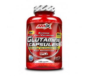AMIX L-Glutamine 800mg 120caps