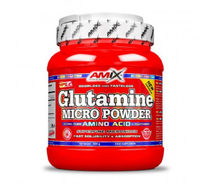 AMIX L-Glutamine Powder 500g