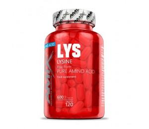 AMIX L-Lysine 600mg 120caps