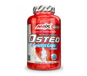 AMIX Osteo Gelatine + MSM 400caps
