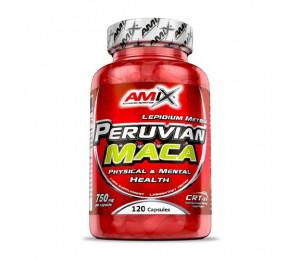 AMIX Peruvian MACA 750mg 120caps