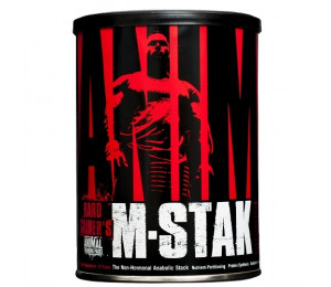 Universal Nutrition Animal M-Stak, 21packs