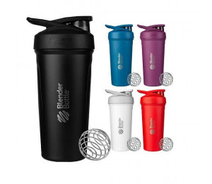 BlenderBottle Strada Thermo Edelstahl 24oz/710ml