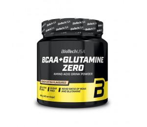 BioTech USA BCAA + Glutamine Zero 480g