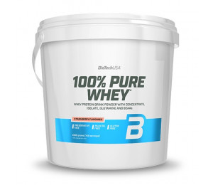 BioTech USA 100% Pure Whey 4000g