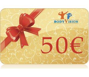 Подарочная карта - 50€