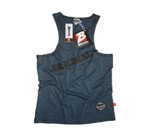 "Brachial Tank-Top ""Cool"" - Dark Blue"