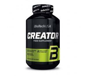 BioTech USA CREATOR, 120caps