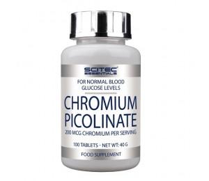 Scitec Chromium Picolinate, 100caps