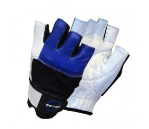 """Scitec Gloves """"Blue Style"""""""