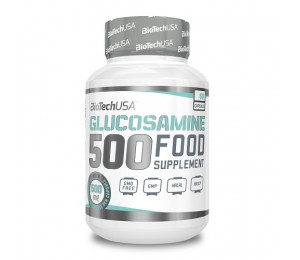 Biotech USA Glucosamine 500, 60caps