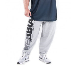 Nebbia Harcore Fitness Sweatpants 310 Grey