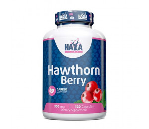 Haya Labs Hawthorn Berry (Боярышник) 300mg 120caps