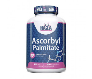 Haya Labs Ascorbyl Palmitate 500mg 100caps