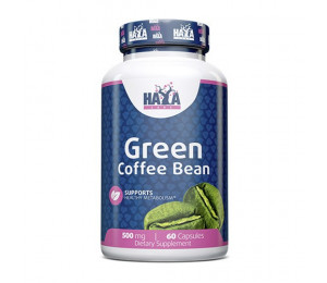 Haya Labs Green Coffee Bean Extract 500mg 60caps