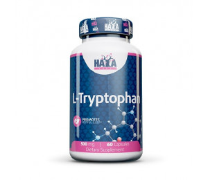Haya Labs L-Tryptophan 500mg 60caps