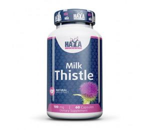 Haya Labs Milk Thistle 100mg 60caps