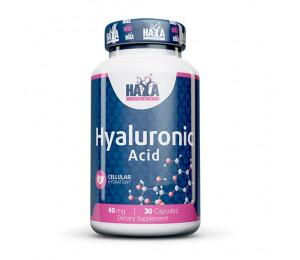 Haya Labs Hyaluronic Acid 40mg 30caps