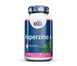Haya Labs Huperzine  A 98% Extract 200mcg 90caps