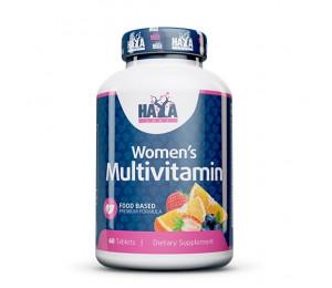 Haya Labs Food Based Women's Multi 60tabs