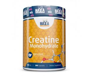 Haya Labs Creatine Monohydrate 500mg 200caps