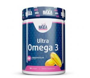 Haya Labs Ultra Omega 3 180 softgels