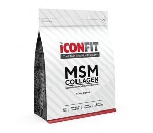 ICONFIT MSM Collagen + Vitamin C, 800g