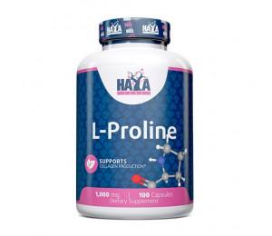 Haya Labs L-Proline 1000mg 100caps