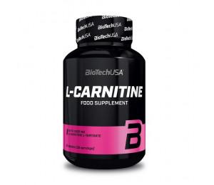 BioTech USA L-Carnitine 1000mg, 30tabs