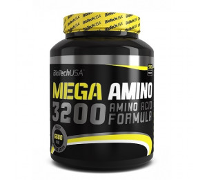 BioTech USA Mega Amino 3200, 500 tabl