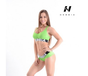 Nebbia Mini Top 223 Green