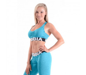 Nebbia Mini Top 223 Blue