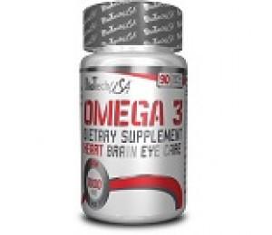 BioTech USA Omega 3, 90caps