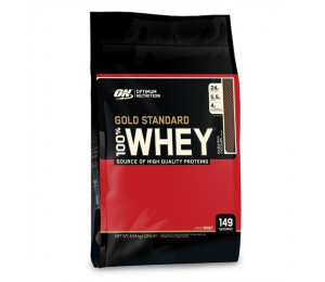 Optimum Nutrition 100% Whey Gold Standard, 4.5kg