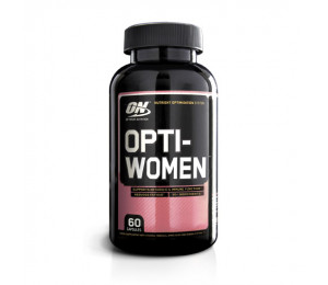 Optimum Nutrition Opti-Women 120tabs (Parim enne: 04.2020)
