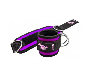 Power System Ankle Straps Gym Babe