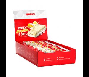 Prozis Whey Protein & Oats Bar 80g (Parim enne: 10.2020)