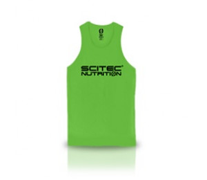 Scitec Normal Green Tank Top
