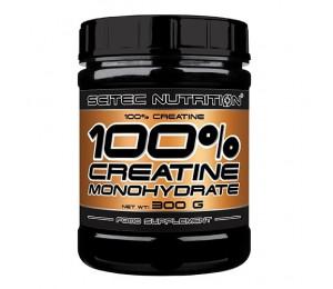 Scitec 100% Creatine Monohydrate 300g