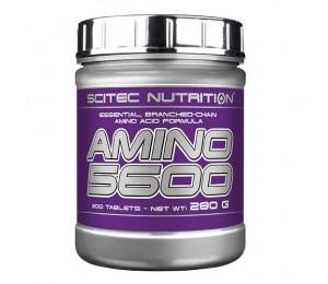 Scitec Amino 5600, 200tabs