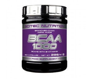 Scitec BCAA 1000, 300 caps
