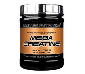 Scitec Mega Creatine, 150caps